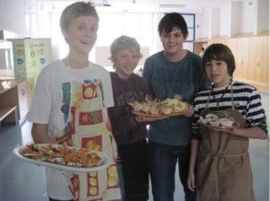 EHNM1-Traditional Slovenian Breakfast-kids3