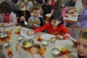 EHNM1-Traditional Slovenian Breakfast-kids4