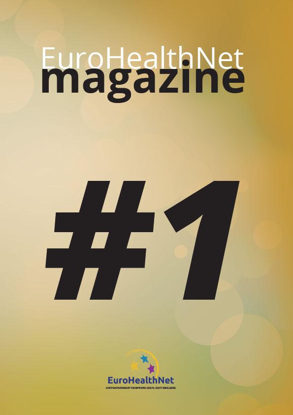 EuroHealthNet magazine – Edition 1