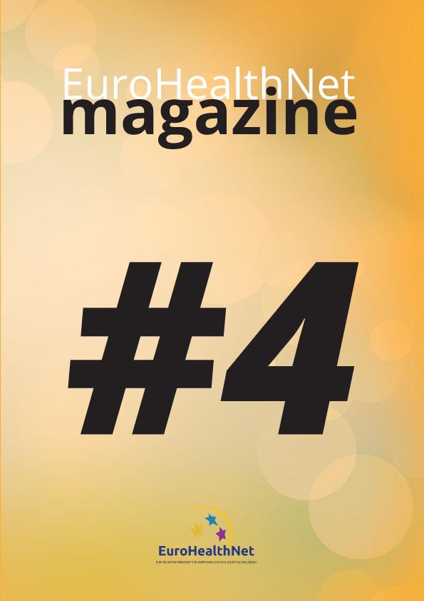EuroHealthNet magazine – Edition 4