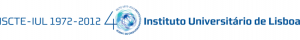 Logo-Lisbon University Institute ISCTE-IUL