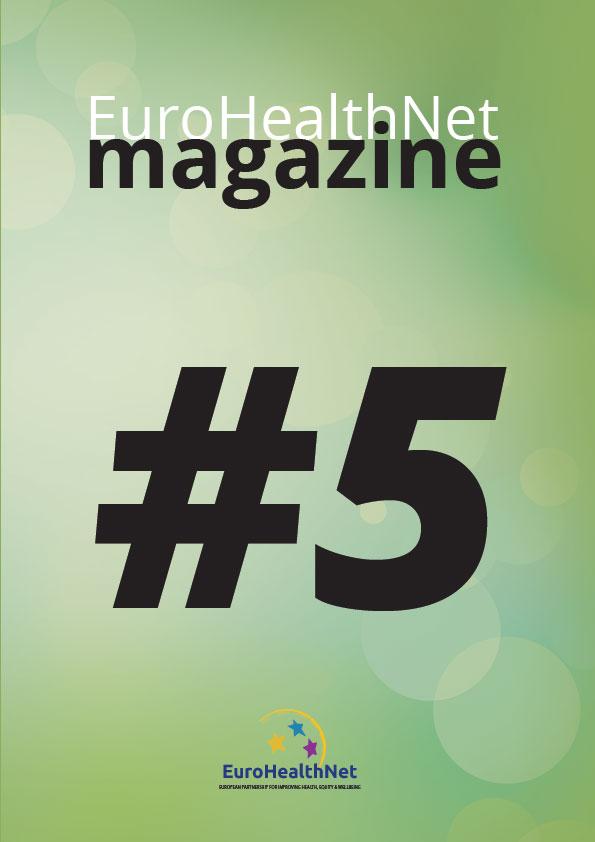EuroHealthNet magazine – Edition 5