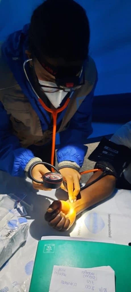 Monitorowanie ciśnienia krwi w nieformalnej ugodzie