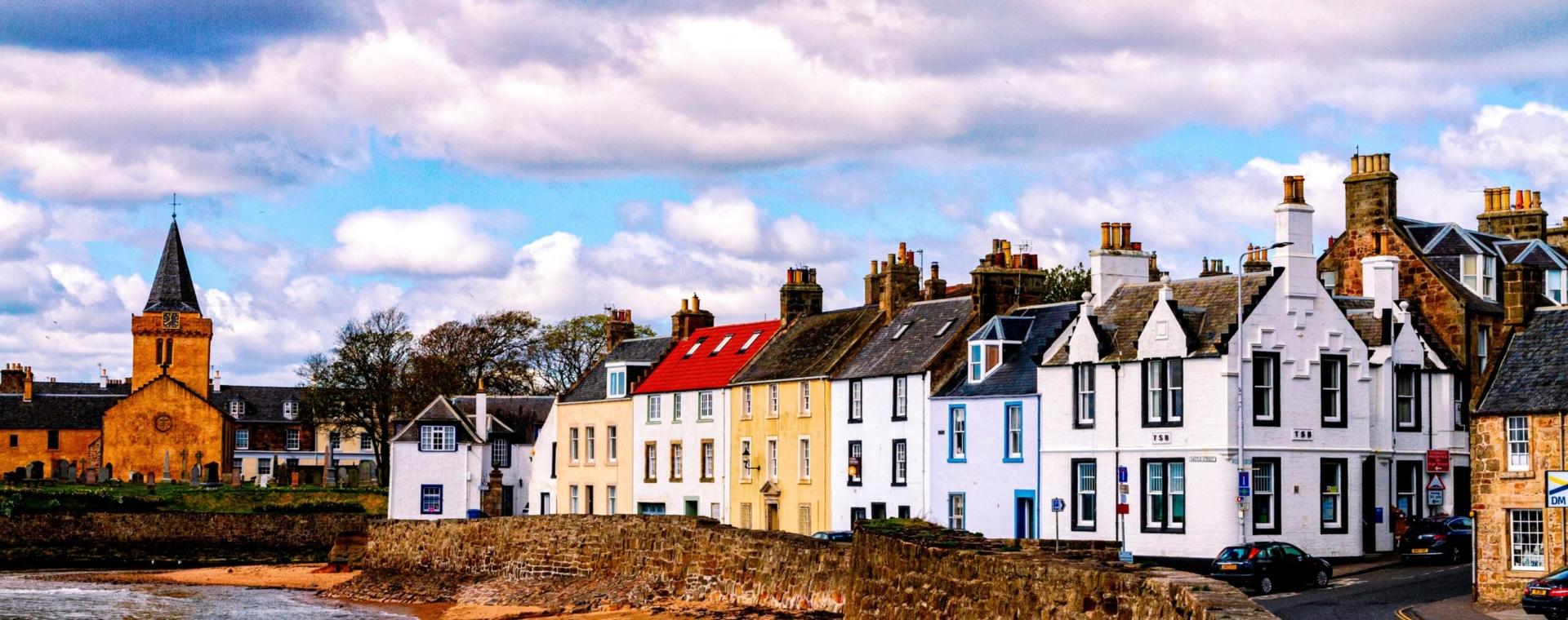 Miasto w Szkocji